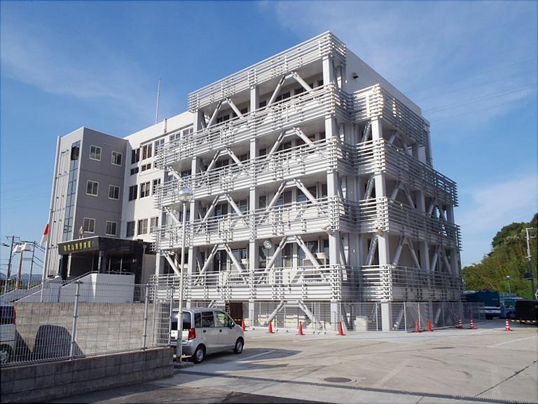 和歌山東警察署耐震改修建築工事